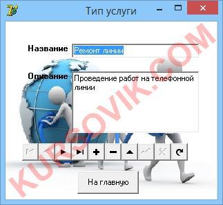 провайдер предоставление услуг клиенты трафик заявка сотрудник